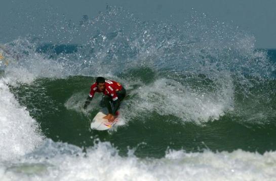 Adrian de Souza é o atual segundo colocado do ranking