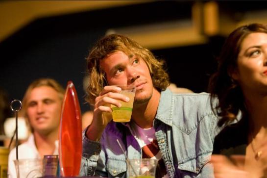 Jordy Smith ganhou o nono lugar entre os melhores surfistas